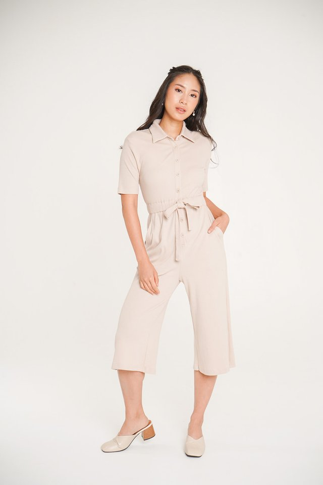 Jasmine Knit Jumpsuit
