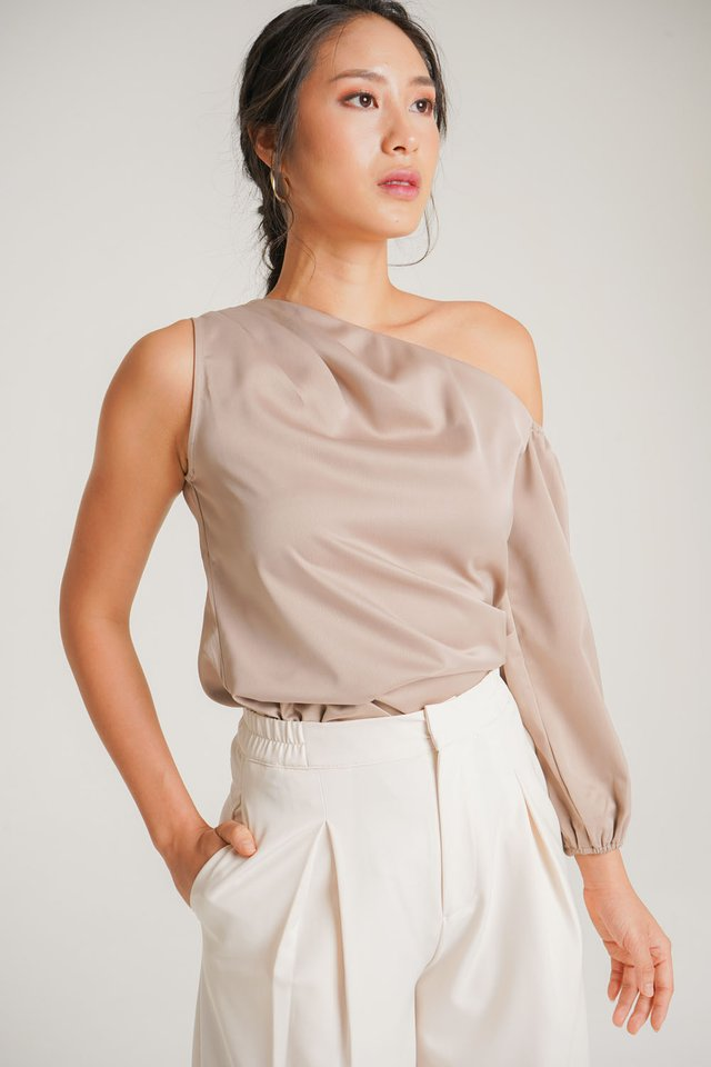 Joyce Cold Shoulder Top