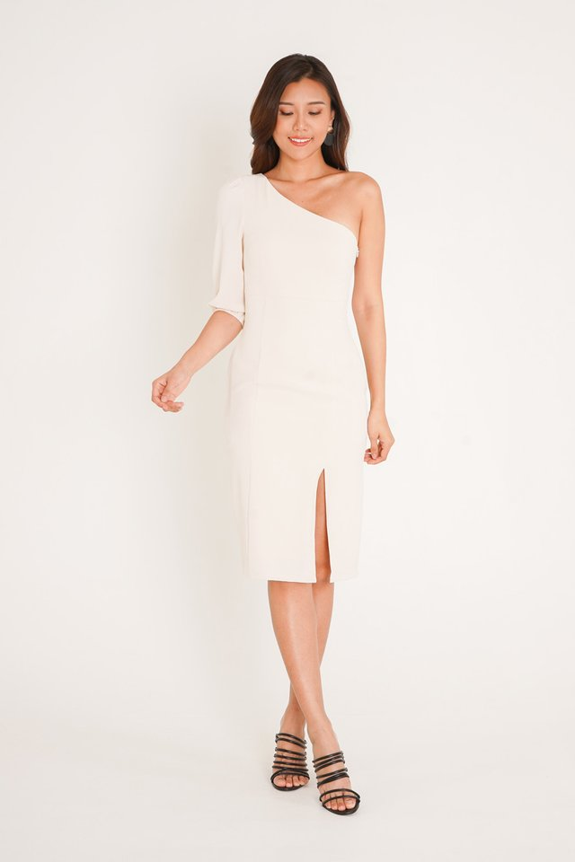 Airin One Shoulder Dress
