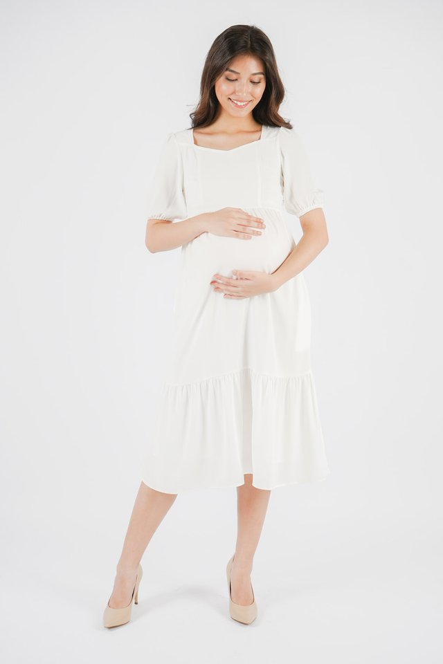 [MATERNITY] Clarissa Midi Dress