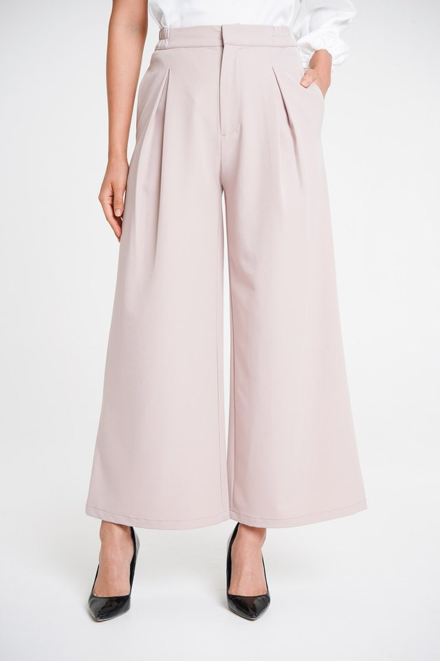 Avery Pleated Pants