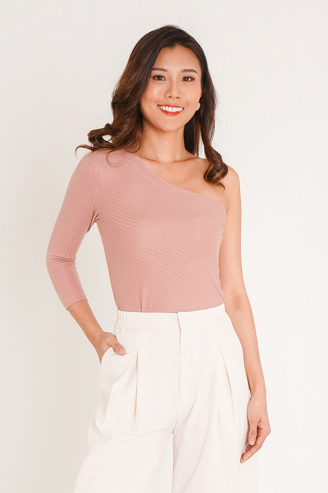 Airin One Shoulder Top