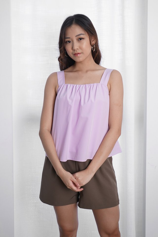 Giselle Gathered Top